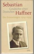 Haffner_Geschichte eines Deutschen