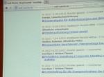 Vorschläge der Bürgerinnen und Bürger auf der Homepage des Bürgerhaushalts Münster