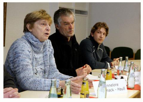 """Do., 10.01.2008 Nachrichten Münster Auch ein """"Herr aus Dubai"""" ist dagegen . . ."""