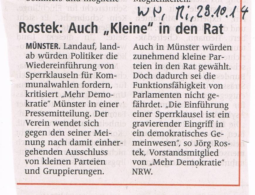 2014_10_29_WN_Rostek_Auch_Kleine_in_den_Rat
