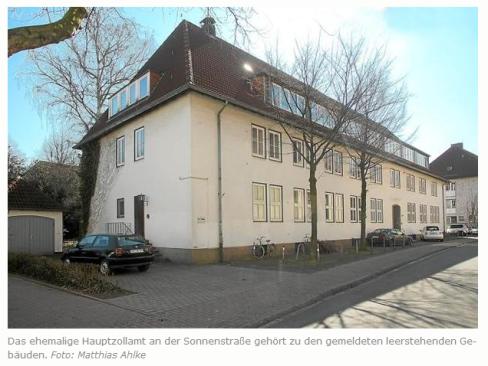 Do., 04.04.2013, WN, Münsteraner können unbewohnte Gebäude melden