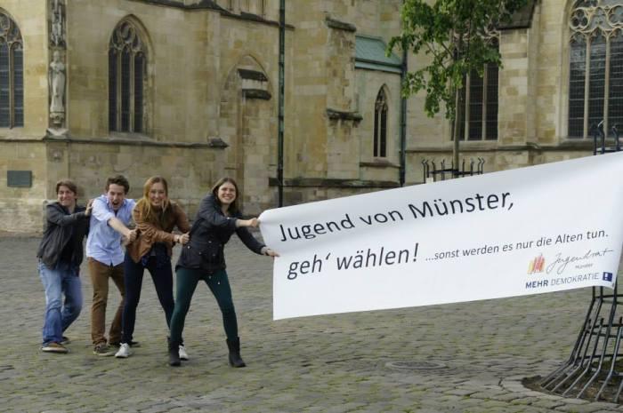 Jugendrat: Endlich wiederUrnenwahl!