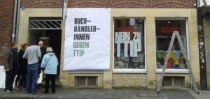 BuchhändlerInnen gegen TTIP