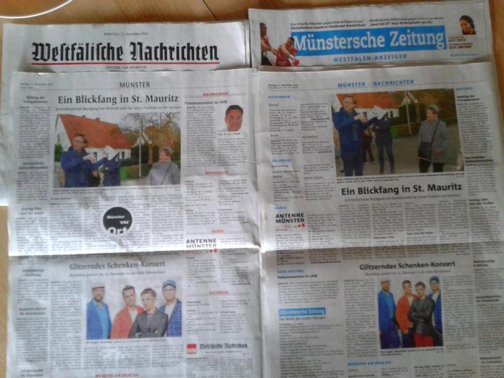 Um die Medienvielfalt in Münster darf getrauert werden.