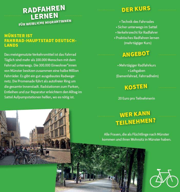 Radfahren lernen 2