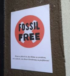 Fossil Free_Flyer