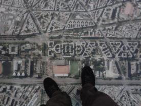 Paris von oben.