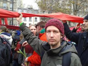 In Paris: Rote Linien gegen den Klimawandel