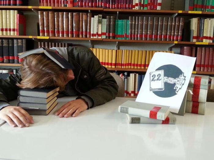 Gebührenerhöhung bei derStadtbibliothek