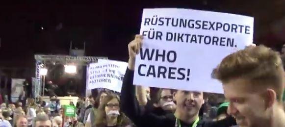 Protest bei Zetsche-Besuch (imVideo)