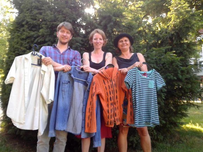 Zweiter Kleidertausch auf Mauritz startet amSonntag