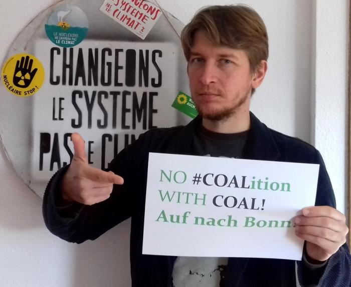Keine Koalition mit derKohle
