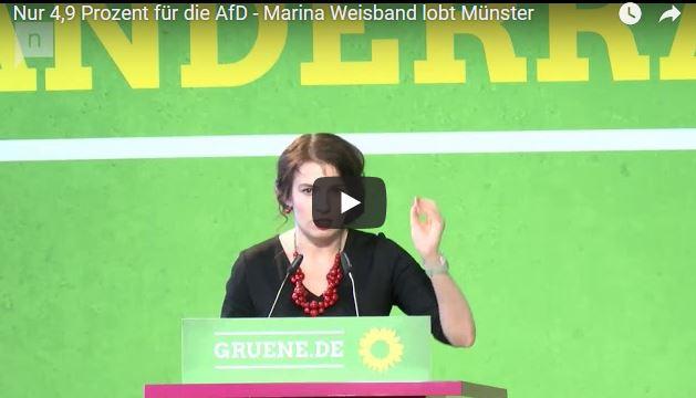 Lange Reden hart gekürzt – Die Jamaika-Debatte der Grünen auf dem Länderrat am 30.10.17 (Im Video vonJörgel*)