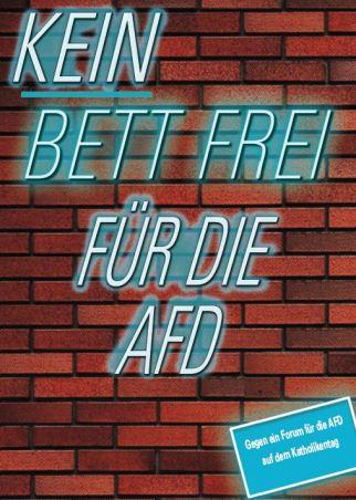 KEIN Bett frei_AFD_ohne_Mülleimer